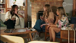 Dipi Rebecchi, Mackenzie Hargreaves, Amy Greenwood in Neighbours Episode 8655