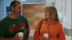 Toadie Rebecchi, Melanie Pearson in Neighbours Episode 8655