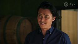 Leo Tanaka in Neighbours Episode 8655