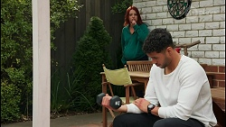 Nicolette Stone, Levi Canning in Neighbours Episode 8656