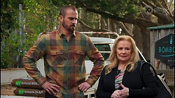 Kyle Canning, Sheila Canning in Neighbours Episode 8656