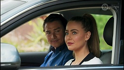 Leo Tanaka, Chloe Brennan in Neighbours Episode 8656