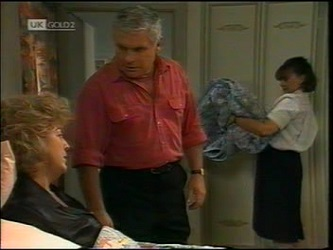Cheryl Stark, Lou Carpenter, Pam Willis in Neighbours Episode 2151