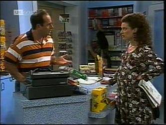 Philip Martin, Gaby Willis in Neighbours Episode 2151