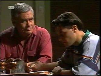 Lou Carpenter, Rick Alessi in Neighbours Episode 2151