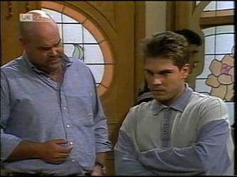 Bert Lazarus, Mark Gottlieb in Neighbours Episode 2151