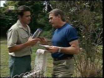 Andrew MacKenzie, Doug Willis in Neighbours Episode 2151