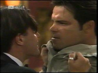 Rick Alessi, Andrew MacKenzie in Neighbours Episode 2151