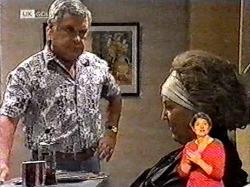Lou Carpenter, Cheryl Stark in Neighbours Episode 2177