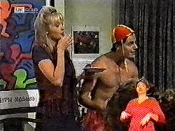 Annalise Hartman, Rick Alessi in Neighbours Episode 2177