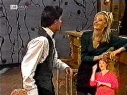 Rick Alessi, Annalise Hartman in Neighbours Episode 2177