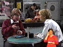 Brett Stark, Danni Stark in Neighbours Episode 2177