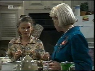 Julie Martin, Helen Daniels in Neighbours Episode 2180