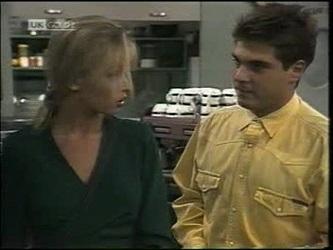 Annalise Hartman, Mark Gottlieb in Neighbours Episode 2180