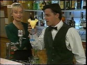 Annalise Hartman, Rick Alessi in Neighbours Episode 2180