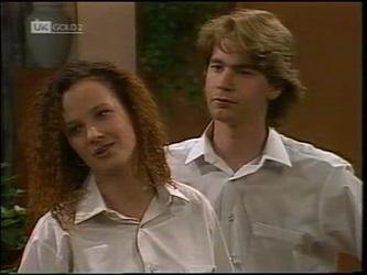 Cody Willis, Brett Stark in Neighbours Episode 2180