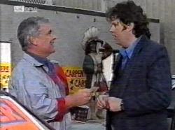 in Neighbours Episode 2193