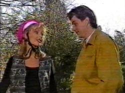 Annalise Hartman, Elliot Patterson in Neighbours Episode 2193