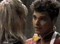 Annalise Hartman, Mark Gottlieb in Neighbours Episode 2193