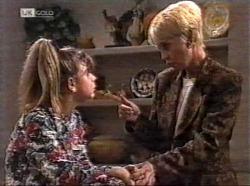 Hannah Martin, Rosemary Daniels in Neighbours Episode 2196