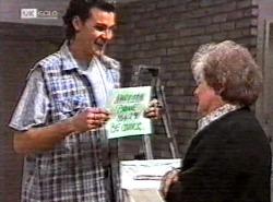 Sam Kratz, Marlene Kratz in Neighbours Episode 2198