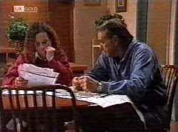 Cody Willis, Doug Willis in Neighbours Episode 2198
