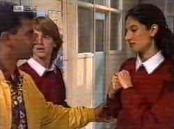 in Neighbours Episode 2198