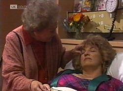 Marlene Kratz, Cheryl Stark in Neighbours Episode 2202