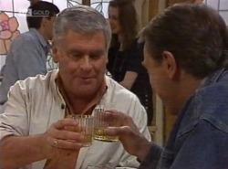 Lou Carpenter, Doug Willis in Neighbours Episode 2202