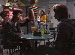 Danni Stark, Brett Stark in Neighbours Episode 2203