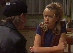 Danni Stark, Annalise Hartman in Neighbours Episode 2203
