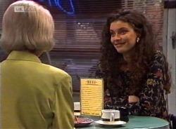 Helen Daniels, Gaby Willis in Neighbours Episode 2203