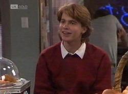Brett Stark in Neighbours Episode 2203