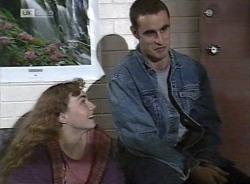 Debbie Martin, Kim Roth in Neighbours Episode 2203