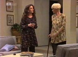 Gaby Willis, Rosemary Daniels in Neighbours Episode 2203