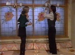 Annalise Hartman, Rick Alessi in Neighbours Episode 2204