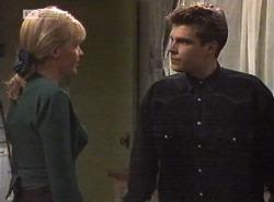 Annalise Hartman, Mark Gottlieb in Neighbours Episode 2204