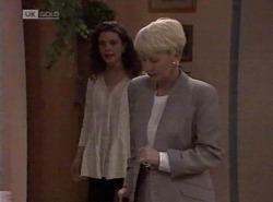 Gaby Willis, Rosemary Daniels in Neighbours Episode 2204