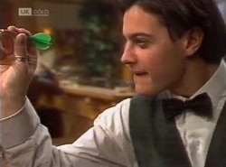 Rick Alessi in Neighbours Episode 2204