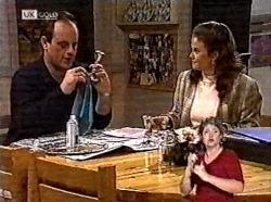Philip Martin, Julie Martin in Neighbours Episode 2211