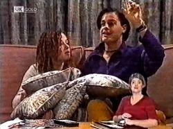 Cody Willis, Rick Alessi in Neighbours Episode 2211