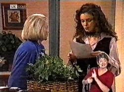 Helen Daniels, Gaby Willis in Neighbours Episode 2211