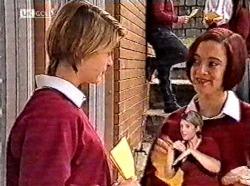 in Neighbours Episode 2211