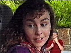 Debbie Martin in Neighbours Episode 2211
