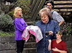 Annalise Hartman, Marlene Kratz, Sam Kratz in Neighbours Episode 2212