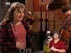 Debbie Martin, Brett Stark in Neighbours Episode 2212