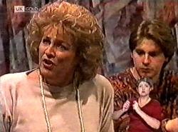 Cheryl Stark, Brett Stark in Neighbours Episode 2212