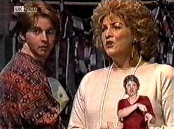 Brett Stark, Cheryl Stark in Neighbours Episode 2213