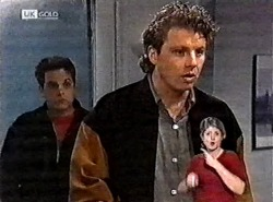 Mark Gottlieb, Jack Flynn in Neighbours Episode 2213