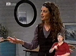 Gaby Willis in Neighbours Episode 2213